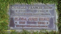 Charles Francis Frank Shaw