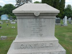 Maria <i>Jeffords</i> Canfield