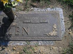 William G Allen, Jr