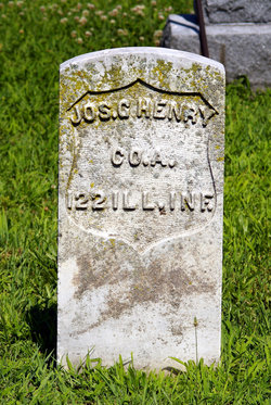 Joseph G Henry