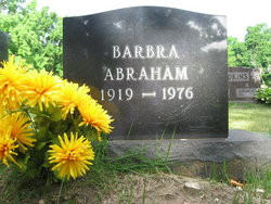 Barbra Fry <i>Willoughby</i> Abraham