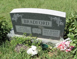 Vera <i>Morton</i> Bradford