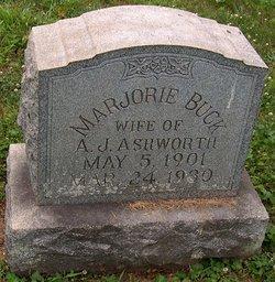 Marjorie <i>Buck</i> Ashworth