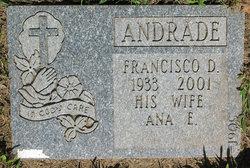 Francisco D Andrade