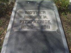 Bridget Margaret <i>Gillerlain</i> Fitzpatrick
