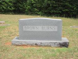 Grace <i>Burns</i> Brown