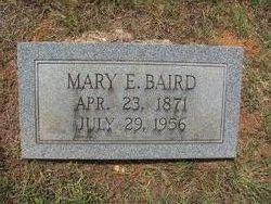 Mary E. Baird