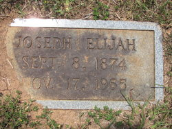 Joseph Elijah Beach