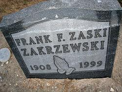 Frank F. Zaski Zakrzewski