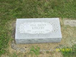 Opal Irene <i>Brown</i> Glidewell-Kingery
