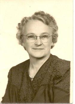 Ella Alma Sophie <i>Hahn Kummerow</i> Ball