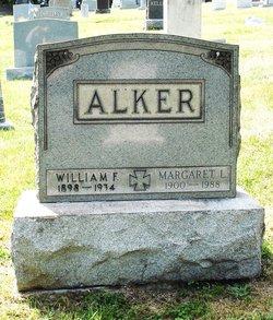 William Frederick Willie Alker, Sr