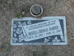 Mozell <i>Thomas</i> Harper