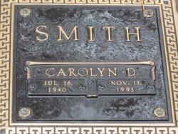 Carolyn <i>Dupree</i> Smith
