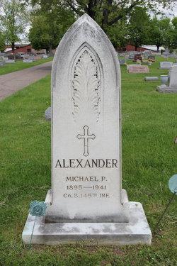 Michael P Alexander
