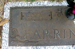 Mary Farrington