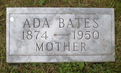 Ada Josephine <i>Van Camp</i> Bates