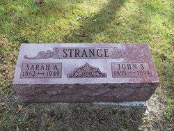 John Sylvester Strange