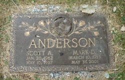 Mark D. Anderson
