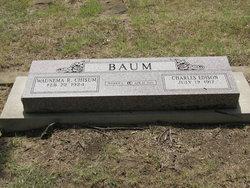 Waunema Ruth <i>Chisum</i> Baum