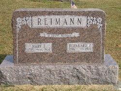 Mary E Reimann