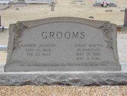 Harmon Jackson Grooms