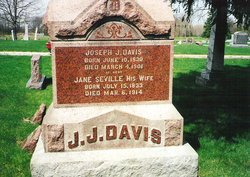 Jane <i>Seville</i> Davis