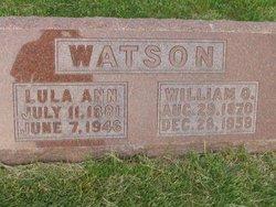 William Oliver Watson