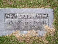 Eva <i>Lowery</i> Chappell