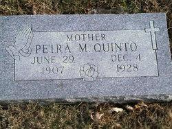 Petra M Quinto