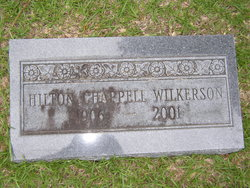 Addie Hilton <i>Chappell</i> Wilkerson