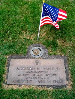 Addison Hester Deputy