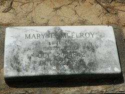 Mary Francis <i>McElroy</i> Butler