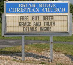 Briar Ridge Christian Church Cemetery