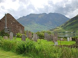 Clachan Duich Burial Ground