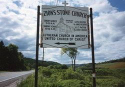 Zion Stone Church Cemetery
