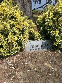 Judd Hill Cemetery