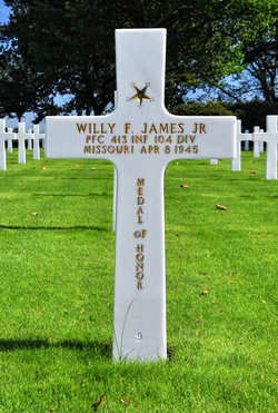 Willy F. James, Jr