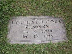 Lola Hildreth <i>Jenkins</i> Nelson