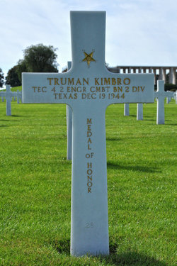 Truman Carol Kimbro