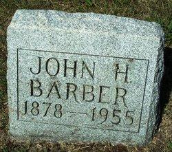 John H. Barber