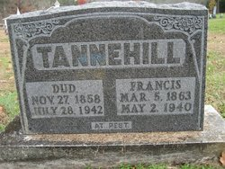 James Dudley DUD Tannehill