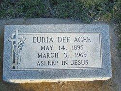 Euria Dee Agee