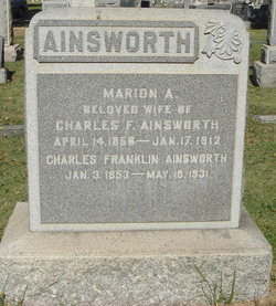Charles Franklin Ainsworth