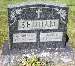 George Paul Benham