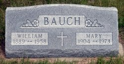 Mary <i>Kuhl</i> Bauch