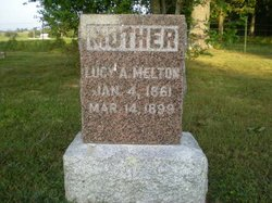 Lucy Ann <i>Melton</i> Melton