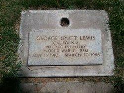 George Hyatt Lewis