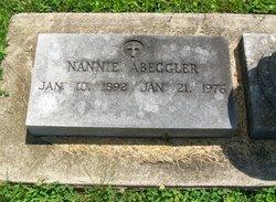 Nannie <i>Hall</i> Abegglen