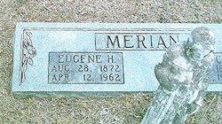 Eugene Hubert Merian